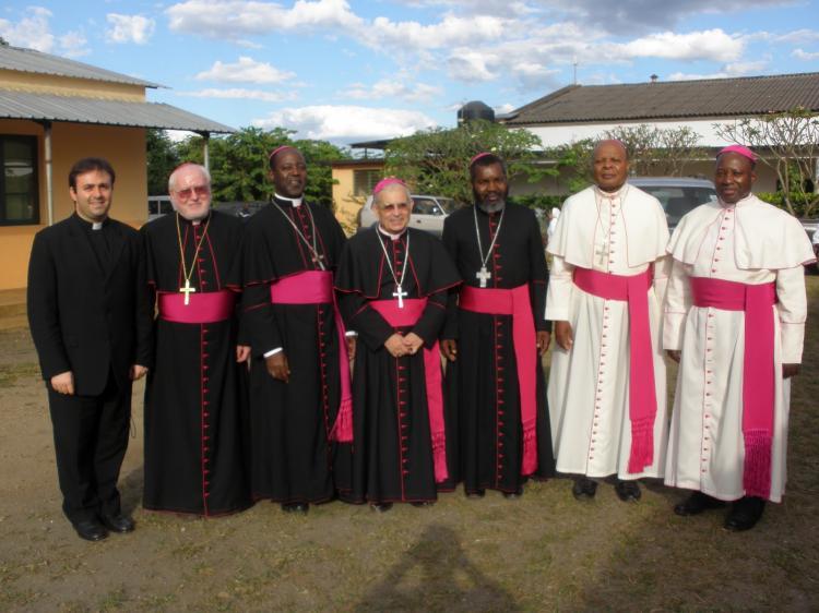 Bispos da África Austral reunidos em Moçambique