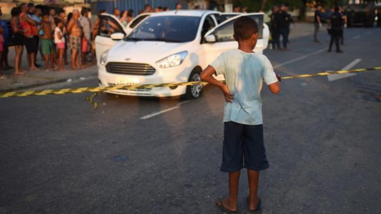 Brasil registou 32 homicídios de crianças por dia