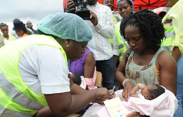 Governo garante que sarampo está controlado