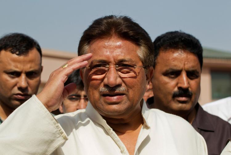 Ex-presidente paquistanês condenado à morte