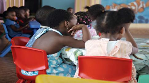 INAC regista 60 casos de crimes cibernéticos contra criança