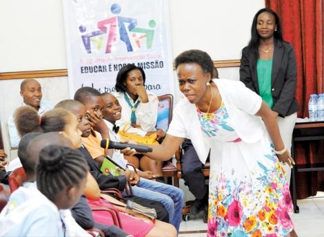 INAC vai lançar número para denúncia de violência
