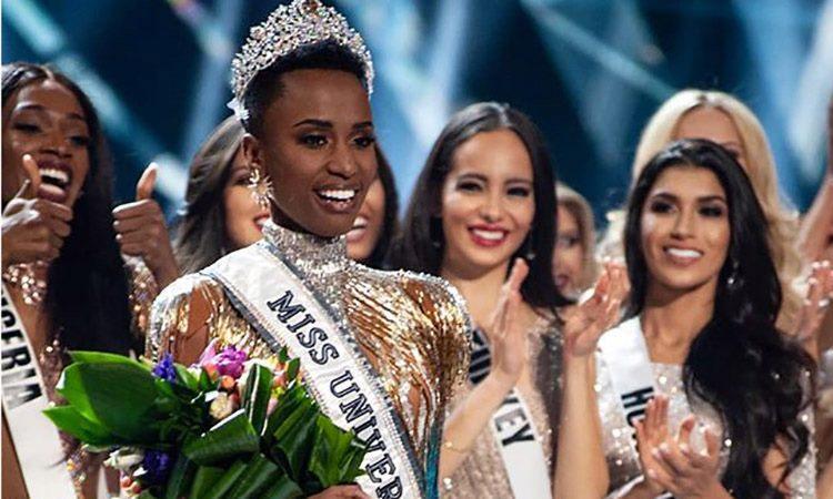 Miss Universo 2019 é sul-africana