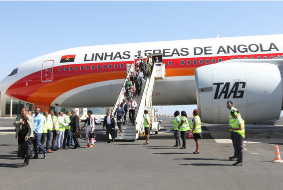 TAAG inaugura rota Luanda-Lagos esta segunda-feira