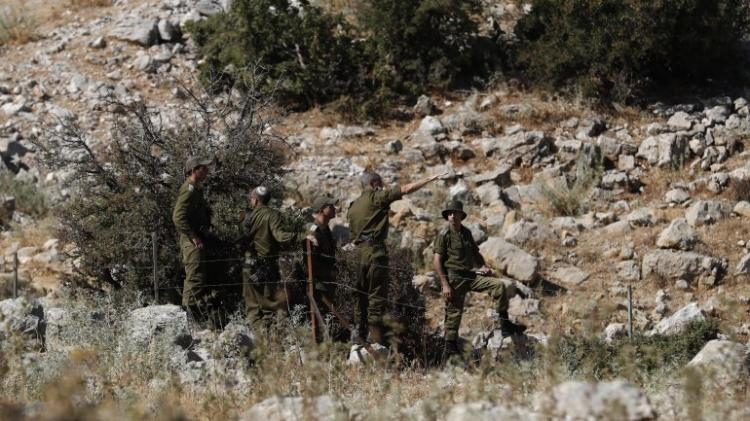 Exército israelita reforça presença na Cisjordânia