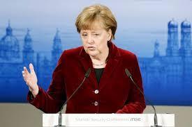 Angela Merkel visita Angola a 7 de Fevereiro