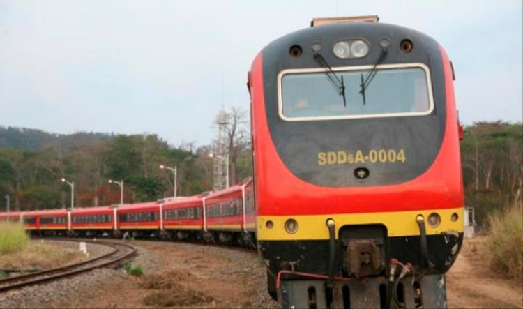Retomada a circulação de comboio misto Matala-Menongue