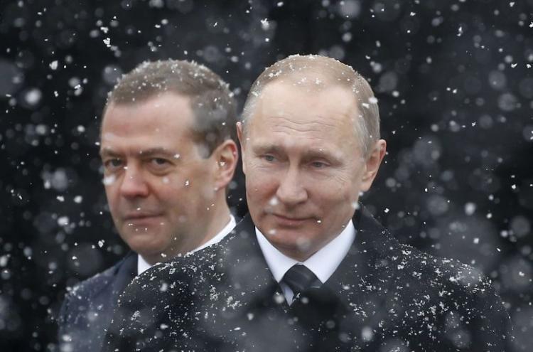 Governo apresentou demissão e Putin aceitou