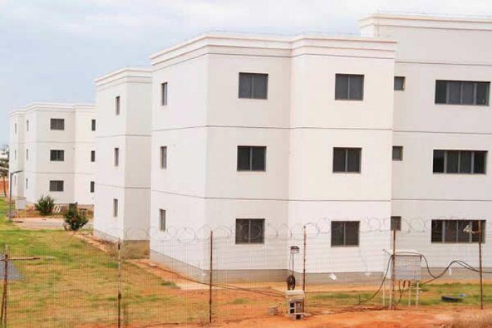 Inscrições para casas no Zango 5 começam a 27 deste mês