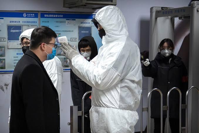 Paciente chinês apresenta quadro