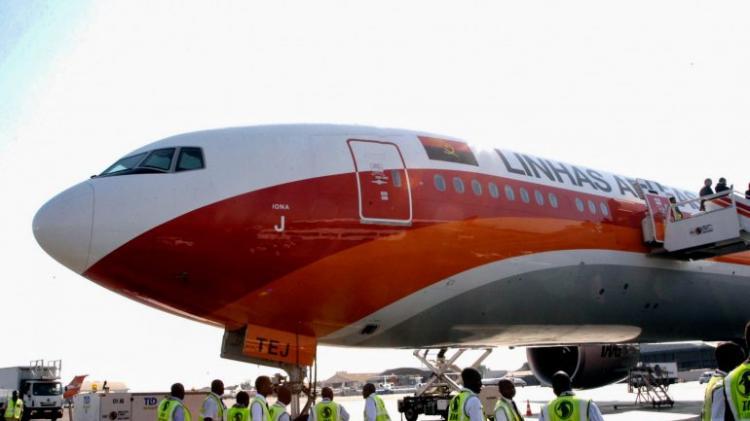 Tripulantes de cabine da TAAG iniciam paralisação de três dias