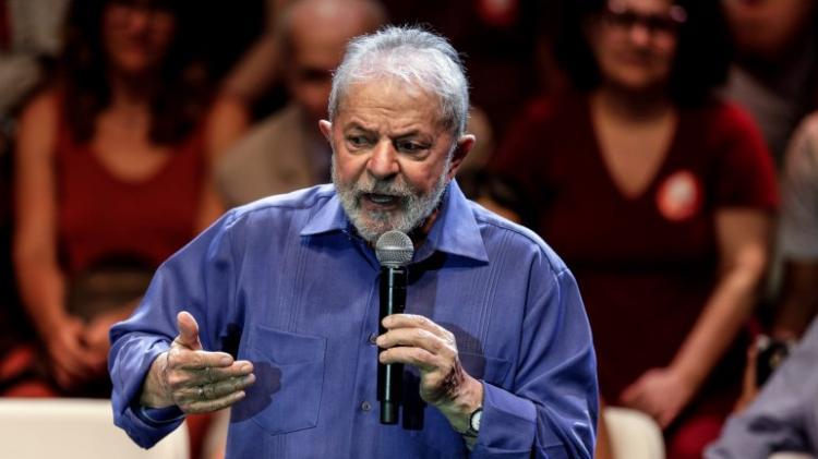 Aberto inquérito contra discurso de Lula