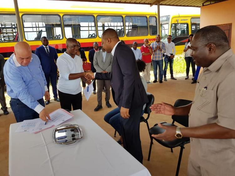 GPL reforça transportes públicos com mais de 105 autocarros