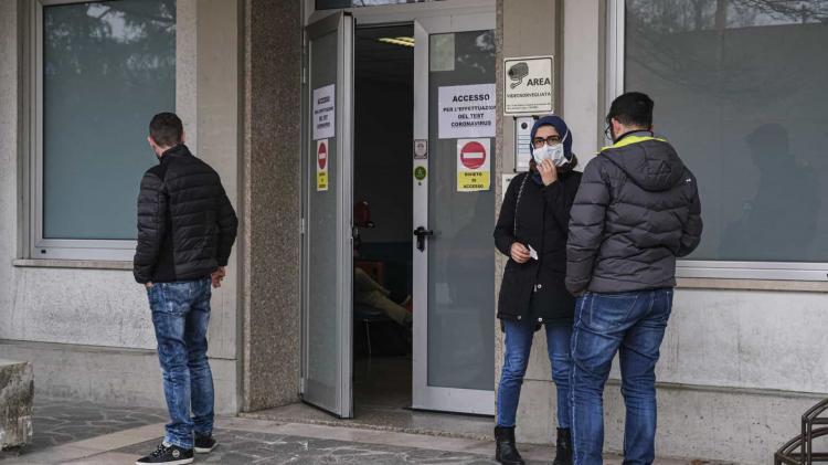 Autoridades registam primeiro caso de Covid-19 no Sul