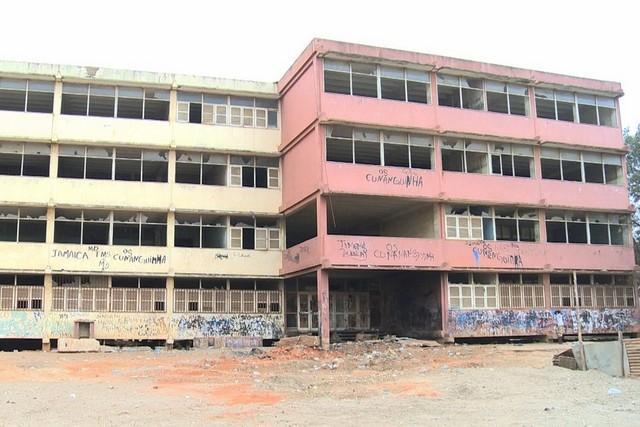 Escola 'Angola e Cuba' reinaugurada amanhã