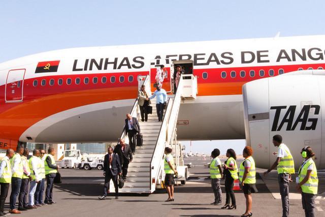 TAAG mantém sete voos semanais para Windhoek