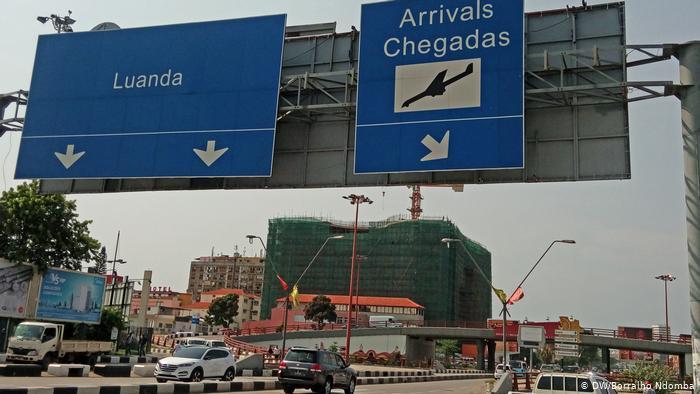 Angola retira países africanos da lista de proibições de entrada no território