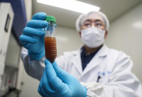 China anuncia vacina contra o novo coronavírus
