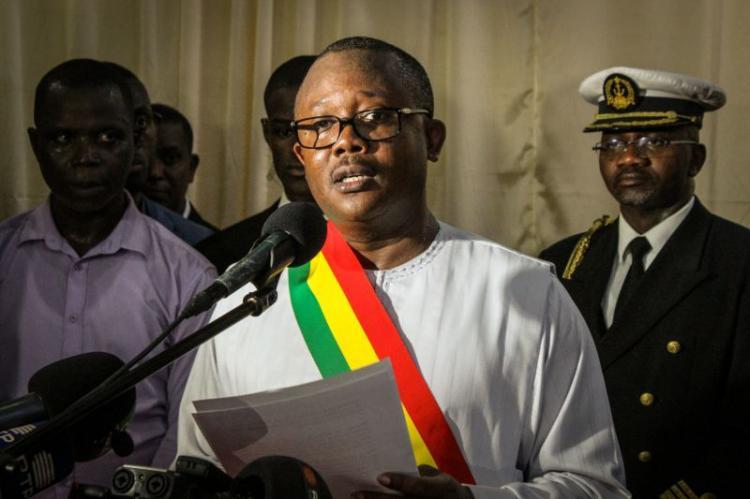 Guiné-Bissau confirma dois primeiros casos