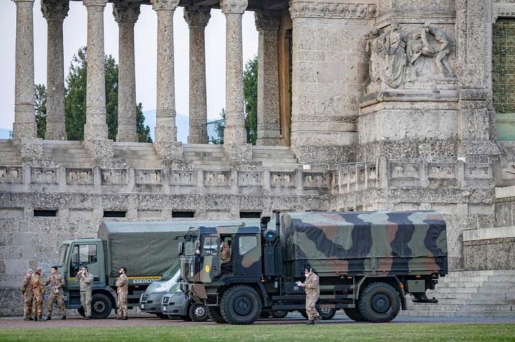 Itália ultrapassa China em número de mortos