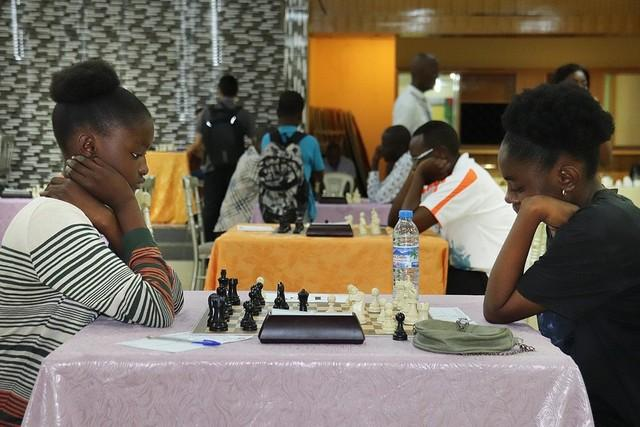 Mulheres disputam torneio