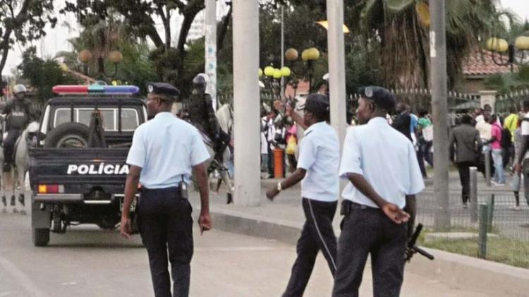 Polícia acusada de disparar durante tumulto na Maianga