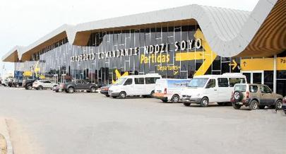 Requalificação do aeroporto de Mbanza Kongo inicia este mês
