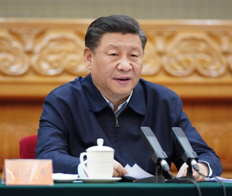 Xi Jinping garante que vírus está