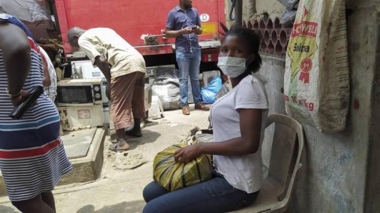 África ultrapassa 800 mortes