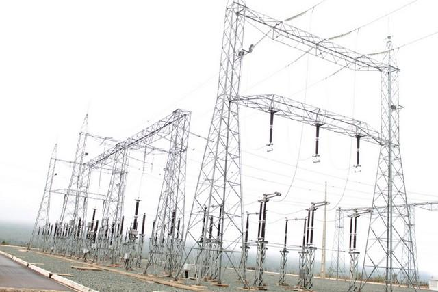 Vandalizados cabos de transporte de energia eléctrica