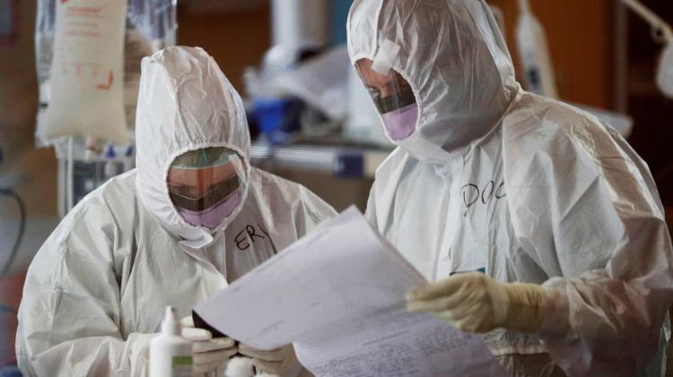 Quase 345 mil mortos e mais de 5,4 infectados em todo o mundo
