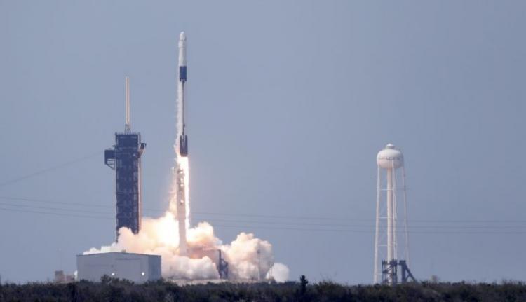 Foguetão da SpaceX foi lançado com sucesso