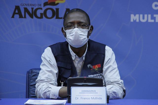 Pacientes infectados começam a apresentar sintomas
