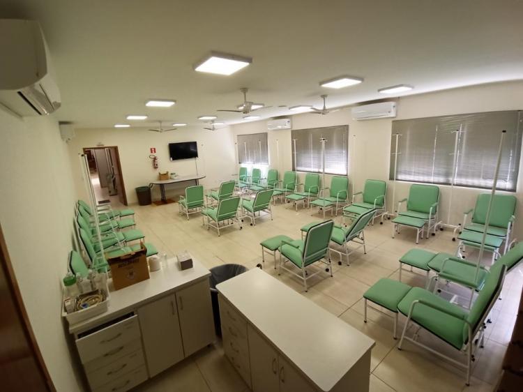 Governo cria centro de tratamento de epidemias