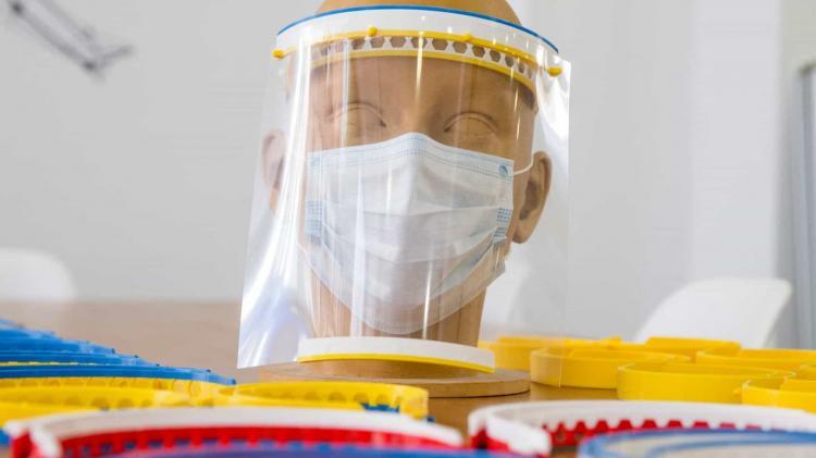 Macau doa máscaras aos países lusófonos