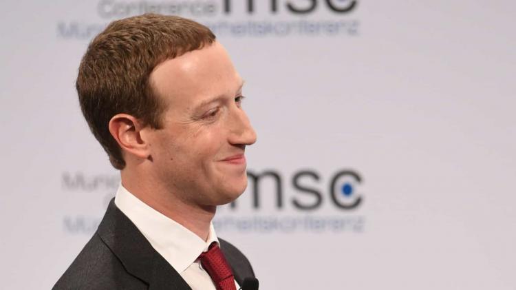 Mark Zuckerberg mais rico durante fase de confinamento