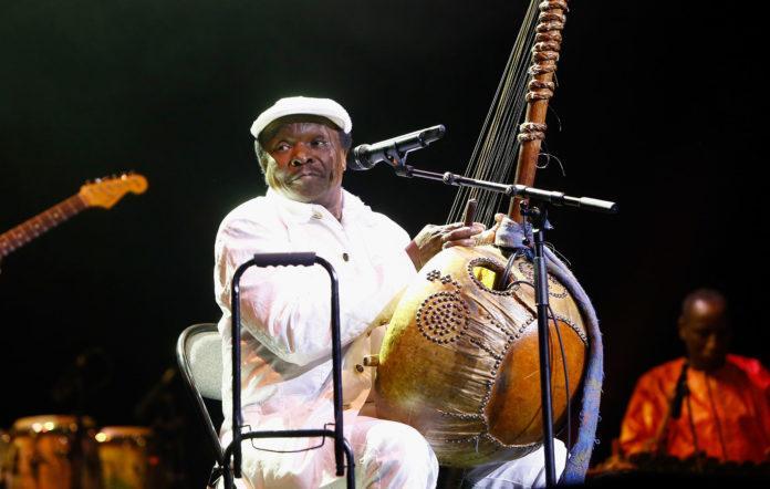 Morreu o músico Mory Kanté