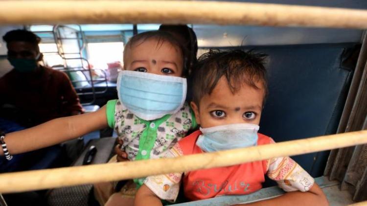 Pandemia pode matar indirectamente seis mil crianças por dia