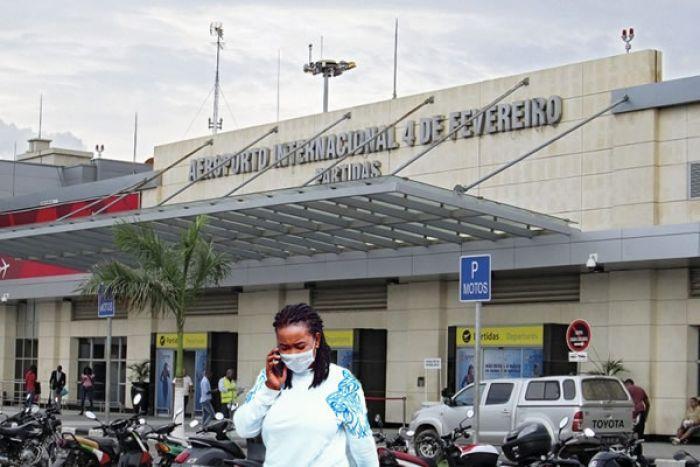 Aeroporto reabre apenas para repatriamentos