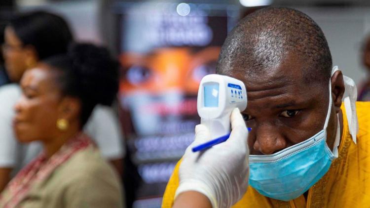 África regista mais de 8.500 mortes