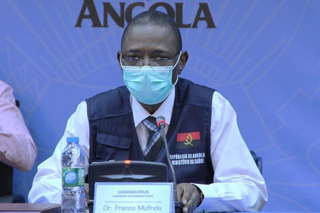 Angola  regista dois novos casos positivos