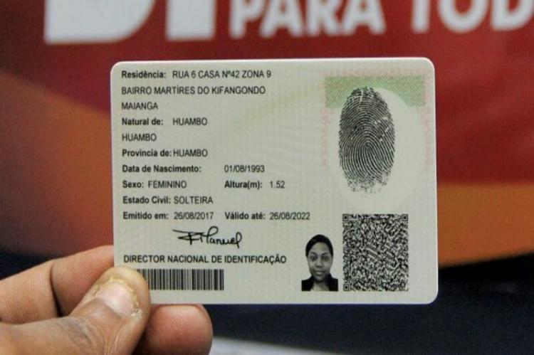 Angolanos residentes em Portugal já podem tratar o B.I