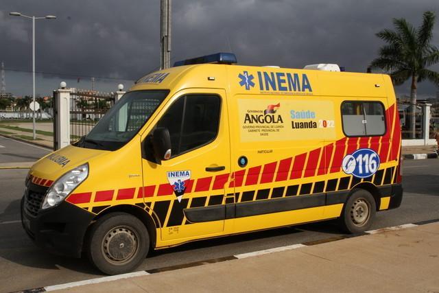 Detido cidadão por uso ilegal de ambulância do INEMA