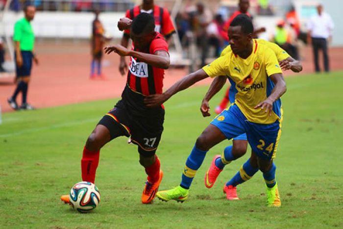 Futebol em Angola arranca em 15 deAgosto
