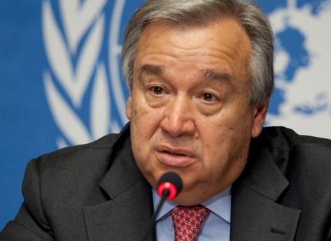 Guterres critica falta de coordenação internacional