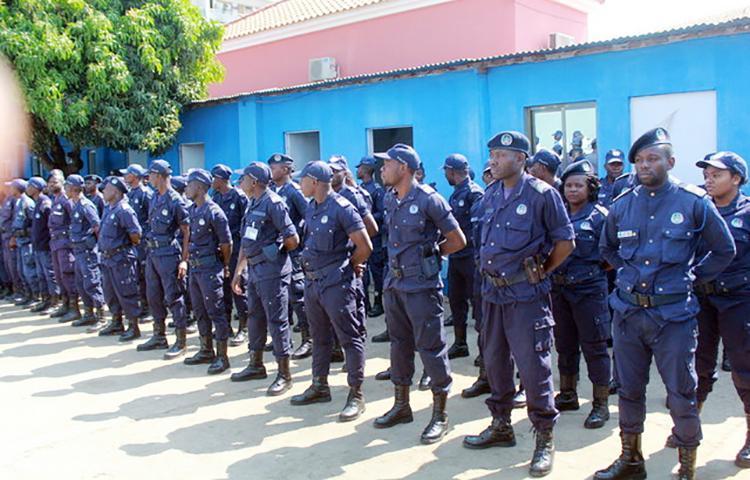 Kwanza-Norte vai ter centro de formação de Polícia