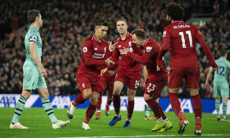 Liverpool vence Primier League