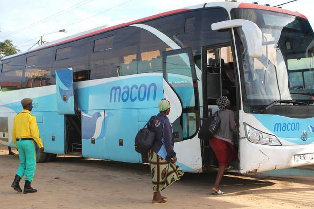 Macon volta a fazer viagens interprovinciais