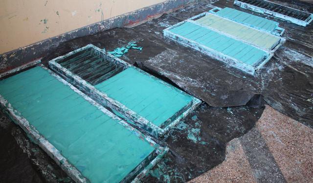 Mais de 40 mulheres recebem material para fabrico de sabão