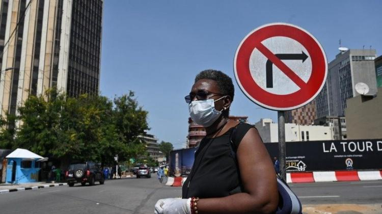 Número de mortos em África sobe para 4.756